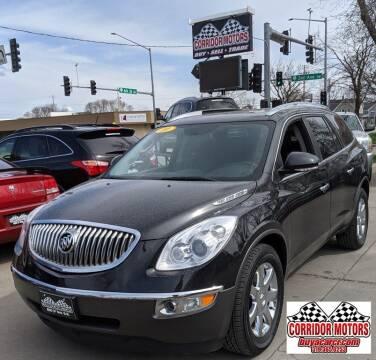2010 Buick Enclave for sale at Corridor Motors in Cedar Rapids IA