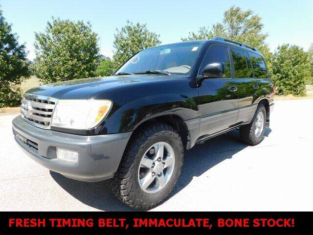 2006 Toyota Land Cruiser for sale at West Georgia Auto Brokers in Douglasville GA