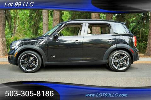 2013 MINI Countryman for sale at LOT 99 LLC in Milwaukie OR