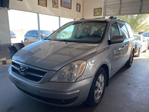 2007 Hyundai Entourage for sale at PYRAMID MOTORS - Pueblo Lot in Pueblo CO