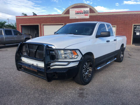 2014 RAM Ram Pickup 1500 for sale at Family Auto Finance OKC LLC in Oklahoma City OK