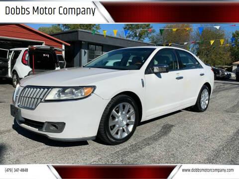 2011 Lincoln MKZ for sale at Dobbs Motor Company in Springdale AR