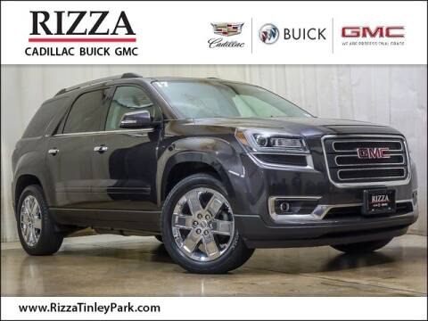 2017 GMC Acadia Limited for sale at Rizza Buick GMC Cadillac in Tinley Park IL