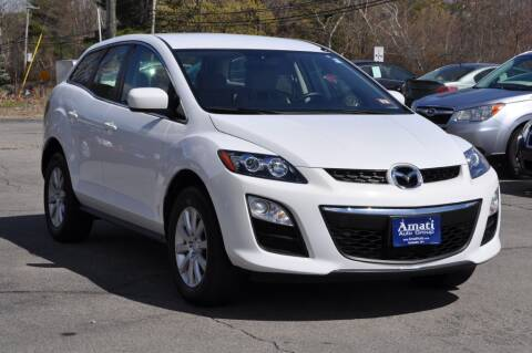 2011 Mazda CX-7 for sale at Amati Auto Group in Hooksett NH