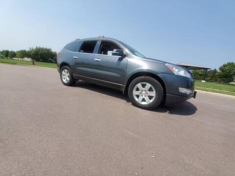 2010 Chevrolet Traverse for sale at Geareys Auto Sales of Sioux Falls, LLC in Sioux Falls SD