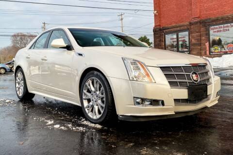 2011 Cadillac CTS for sale at Knighton's Auto Services INC in Albany NY