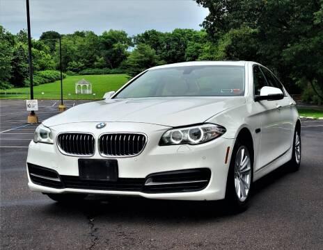 2013 BMW 5 Series for sale at Speedy Automotive in Philadelphia PA