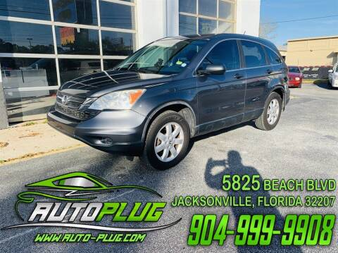 2011 Honda CR-V for sale at AUTO PLUG in Jacksonville FL