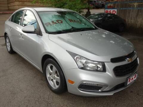 2016 Chevrolet Cruze Limited for sale at R & D Motors in Austin TX