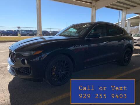 2017 Maserati Levante for sale at Ultimate Motors in Port Monmouth NJ