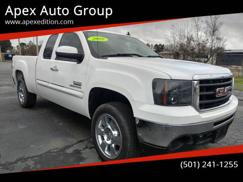 2009 GMC Sierra 1500 for sale at Apex Auto Group in Cabot AR