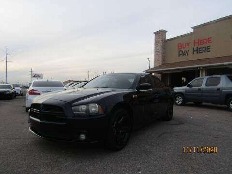 2011 Dodge Charger for sale at Import Motors in Bethany OK