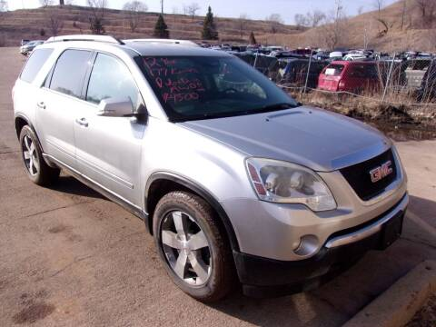 2012 GMC Acadia for sale at Barney's Used Cars in Sioux Falls SD