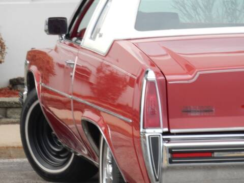 1977 Cadillac DeVille for sale at Moto Zone Inc in Melrose Park IL