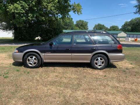 1999 Subaru Legacy for sale at Velp Avenue Motors LLC in Green Bay WI