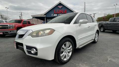 2011 Acura RDX for sale at LUNA CAR CENTER in San Antonio TX