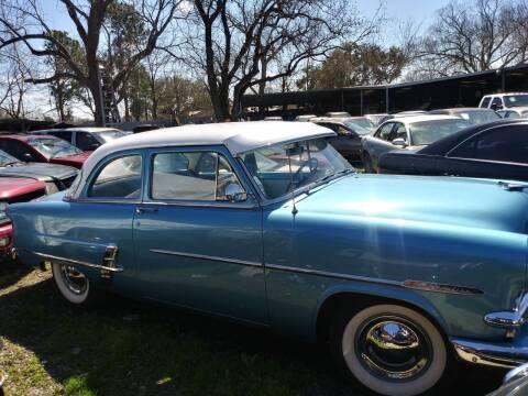 1952 Ford Customline for sale at Ody's Autos in Houston TX