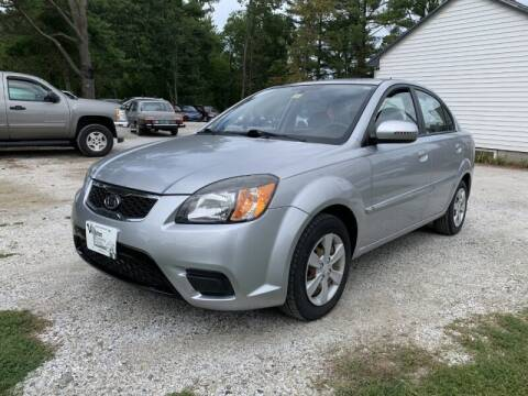 2011 Kia Rio for sale at Williston Economy Motors in Williston VT