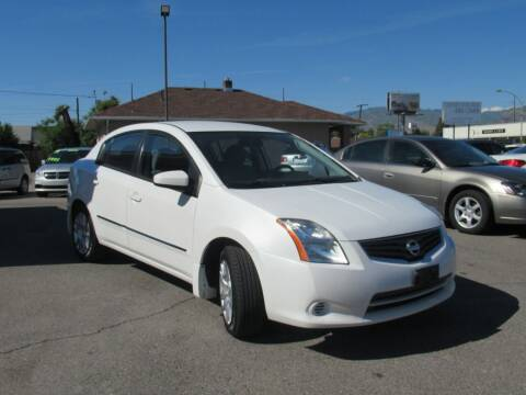 2010 Nissan Sentra for sale at Crown Auto in South Salt Lake City UT