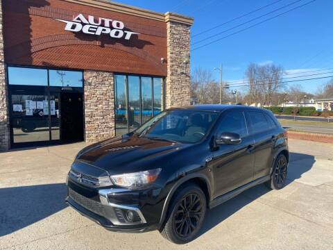 2018 Mitsubishi Outlander Sport for sale at Auto Depot - Nashville in Nashville TN