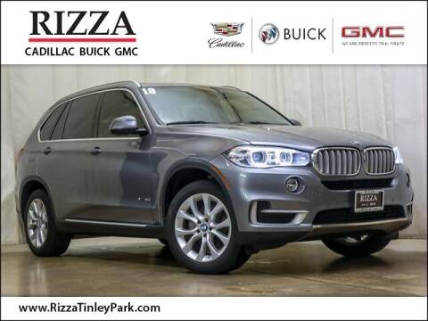 2018 BMW X5 for sale at Rizza Buick GMC Cadillac in Tinley Park IL