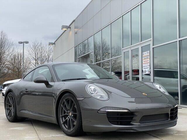 2012 Porsche 911 for sale at Renn Kirby Kia in Gettysburg PA