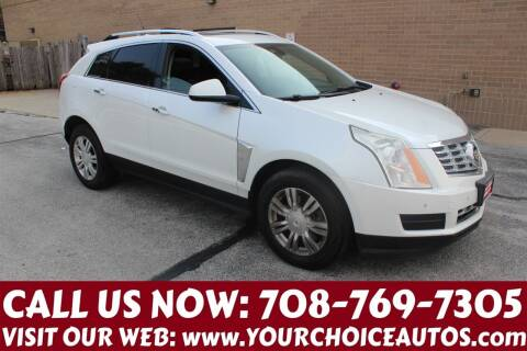 2013 Cadillac SRX for sale at Your Choice Autos in Posen IL