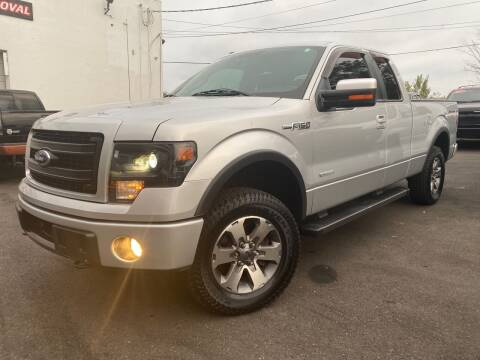 2013 Ford F-150 for sale at PA Auto World in Levittown PA