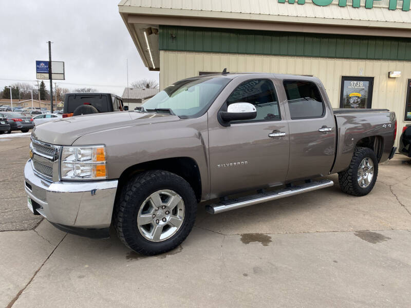 2012 Chevrolet Silverado 1500 for sale at Murphy Motors Next To New Minot in Minot ND