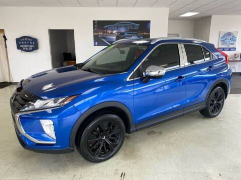 2018 Mitsubishi Eclipse Cross for sale at Used Car Outlet in Bloomington IL
