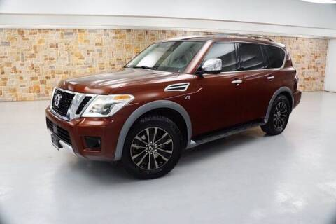 2018 Nissan Armada for sale at Jerry's Buick GMC in Weatherford TX