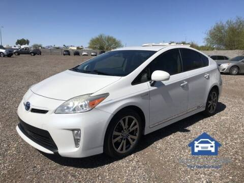 2012 Toyota Prius for sale at AUTO HOUSE PHOENIX in Peoria AZ