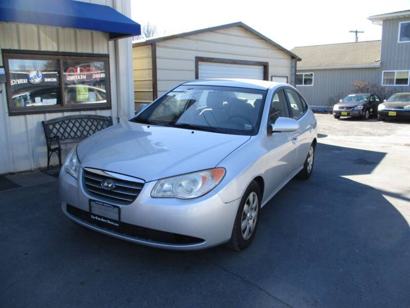 2007 Hyundai Elantra for sale at TRI-STAR AUTO SALES in Kingston NY