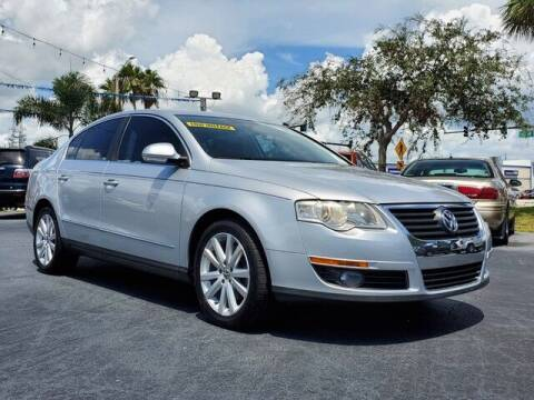 2010 Volkswagen Passat for sale at Select Autos Inc in Fort Pierce FL