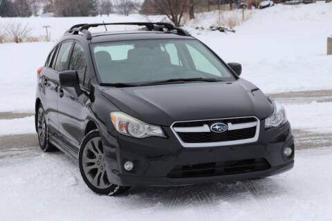 2014 Subaru Impreza for sale at Big O Auto LLC in Omaha NE