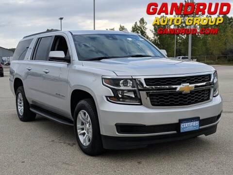 2020 Chevrolet Suburban for sale at Gandrud Dodge in Green Bay WI