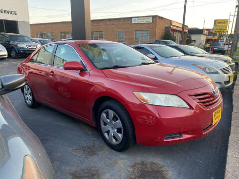 2009 Toyota Camry for sale at Abrams Automotive Inc in Cincinnati OH