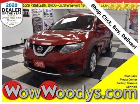 2015 Nissan Rogue for sale at WOODY'S AUTOMOTIVE GROUP in Chillicothe MO
