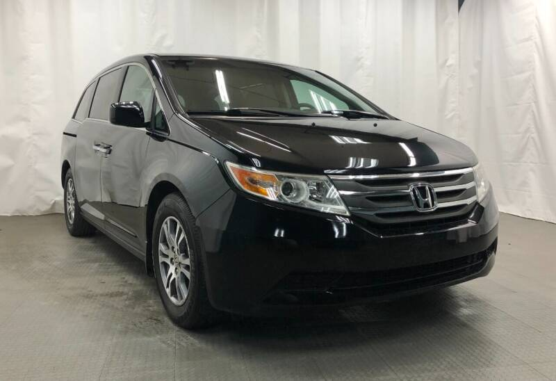 2011 Honda Odyssey for sale at Direct Auto Sales in Philadelphia PA