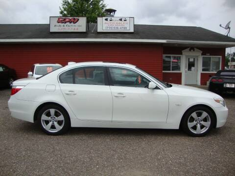 2007 BMW 5 Series for sale at G and G AUTO SALES in Merrill WI