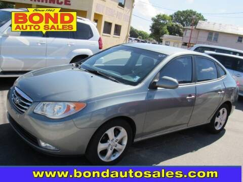 2010 Hyundai Elantra for sale at Bond Auto Sales in St Petersburg FL