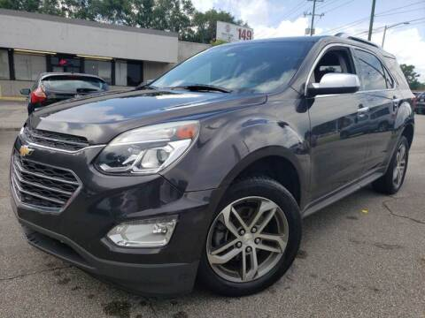 2016 Chevrolet Equinox for sale at Capital City Imports in Tallahassee FL
