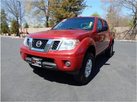 2012 Nissan Frontier for sale at A-1 Auto Wholesale in Sacramento CA