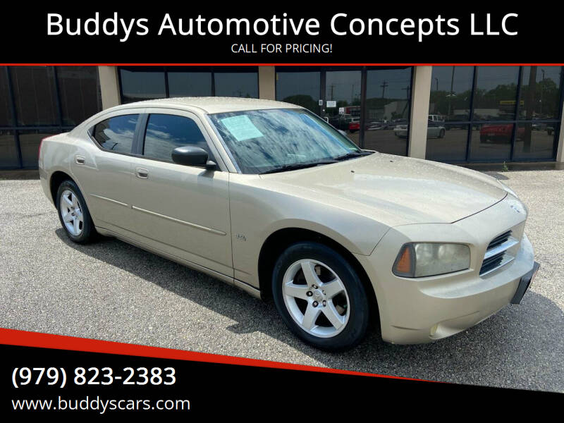 2009 Dodge Charger for sale at Buddys Automotive Concepts LLC in Bryan TX