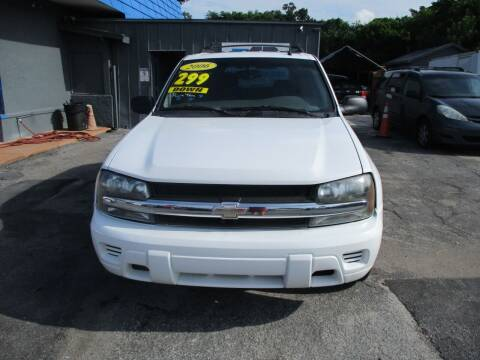 2006 Chevrolet TrailBlazer for sale at AUTO BROKERS OF ORLANDO in Orlando FL