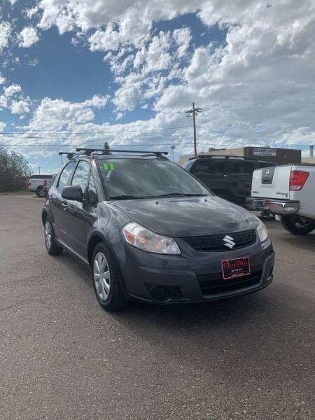 2011 Suzuki SX4 Crossover for sale at Quality Auto City Inc. in Laramie WY