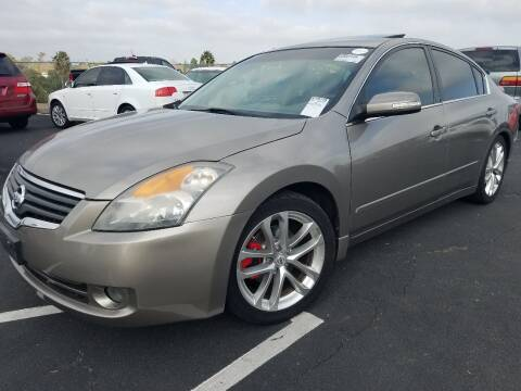 2008 Nissan Altima for sale at Trini-D Auto Sales Center in San Diego CA
