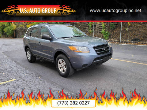 2009 Hyundai Santa Fe for sale at U.S. Auto Group in Chicago IL