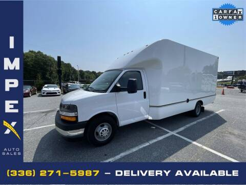 2018 Chevrolet Express Cutaway for sale at Impex Auto Sales in Greensboro NC