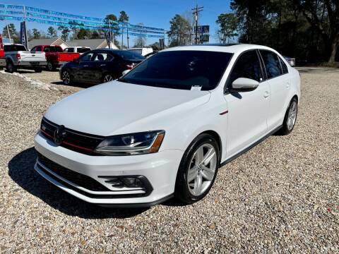 2017 Volkswagen Jetta for sale at Southeast Auto Inc in Walker LA